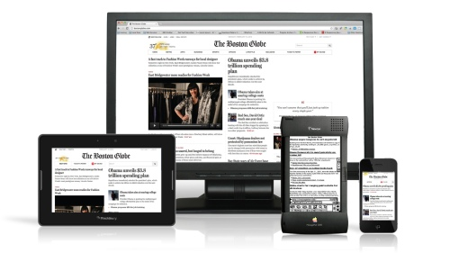 The Boston Globe's terrific Responsive Design
